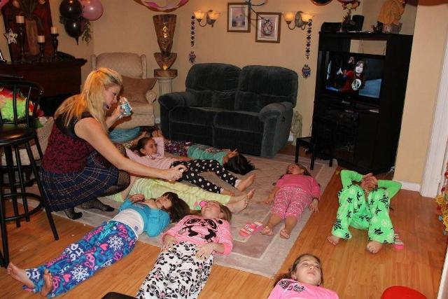 monster high theme party from Party Pals at a home in toronto - larger